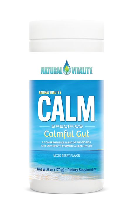Natural Calm Specifics Calmful Muscles