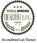Healthy Living Magazine Approved