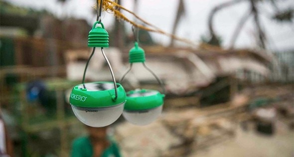 Nokero: The Solar Light Bulb Changing the World